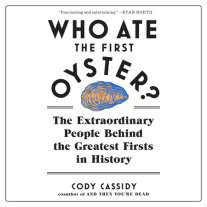 Who Ate the First Oyster? Cover