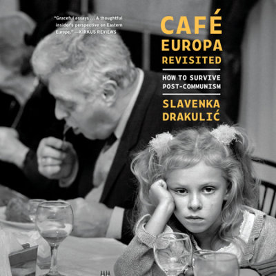 Café Europa Revisited cover