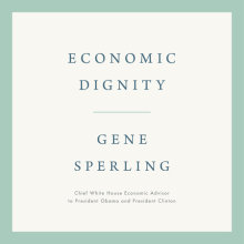 Economic Dignity Cover