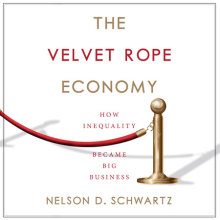 The Velvet Rope Economy Cover