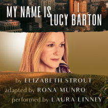 My Name Is Lucy Barton (Dramatic Production) Cover