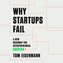 Why Startups Fail Cover