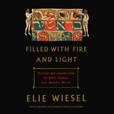 Filled with Fire and Light cover