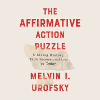 The Affirmative Action Puzzle Cover