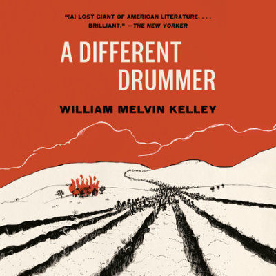 A Different Drummer cover