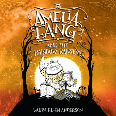 Amelia Fang and the Rainbow Rangers cover