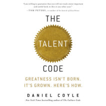 The Talent Code Cover