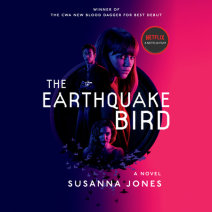 The Earthquake Bird Cover
