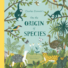 Charles Darwin's On the Origin of Species Cover