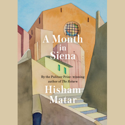 A Month in Siena cover