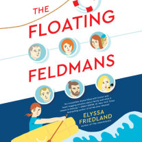 The Floating Feldmans Cover