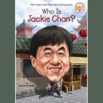 Who Is Jackie Chan? Cover