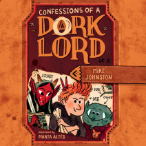 Confessions of a Dork Lord Cover