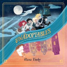 The Unadoptables Cover