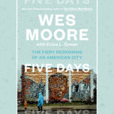 Five Days cover small