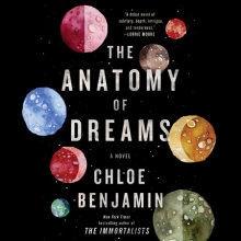 The Anatomy of Dreams Cover