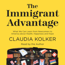The Immigrant Advantage Cover