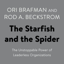 The Starfish and the Spider Cover