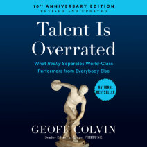 Talent is Overrated Cover