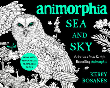 Animorphia Sea and Sky