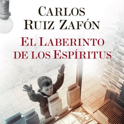 El Laberinto de los Espiritus cover