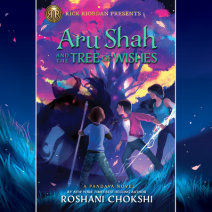 Aru Shah and the Tree of Wishes (A Pandava Novel Book 3) Cover