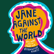 Jane Against the World Cover