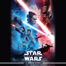 Star Wars: The Rise of Skywalker: A Junior Novel Cover