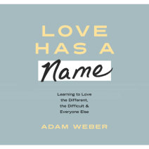 Love Has a Name Cover