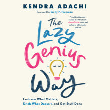 The Lazy Genius Way Cover