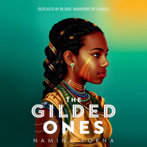 The Gilded Ones Cover