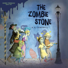 The Zombie Stone Cover
