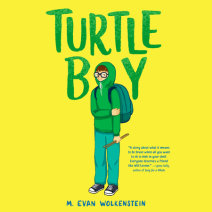 Turtle Boy Cover