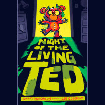 Night of the Living Ted Cover