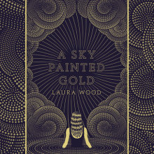 A Sky Painted Gold Cover