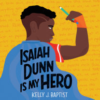 Isaiah Dunn Is My Hero Cover
