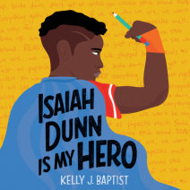Isaiah Dunn Is My Hero Cover