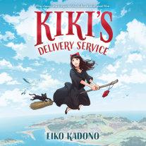 Kiki's Delivery Service Cover