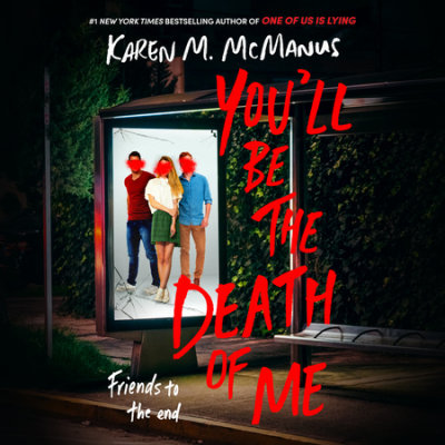 You'll Be the Death of Me cover