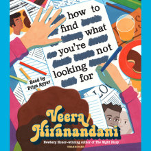 How to Find What You're Not Looking For Cover