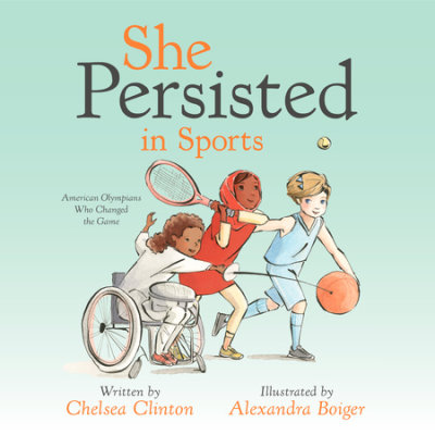 She Persisted in Sports cover