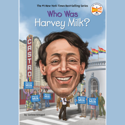 Who Was Harvey Milk? cover