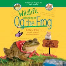 Wildlife According to Og the Frog Cover