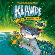 Klawde: Evil Alien Warlord Cat: Target: Earth #4 Cover