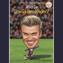 Who Is David Beckham? Cover