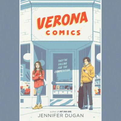 Verona Comics cover