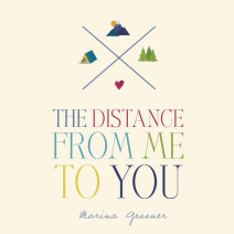 The Distance from Me to You Cover