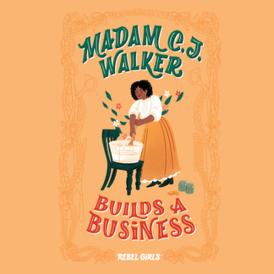 Madam C.J. Walker Builds a Business cover