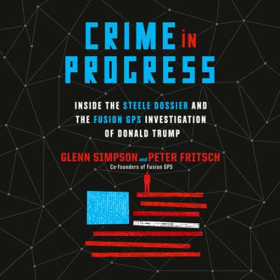 Crime in Progress cover
