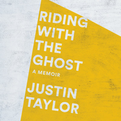 Riding with the Ghost cover